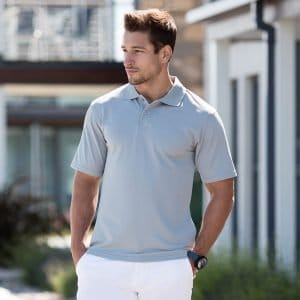 Tipped & Contrast Polo Shirts