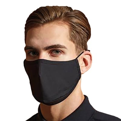 3 layer anti viral mask