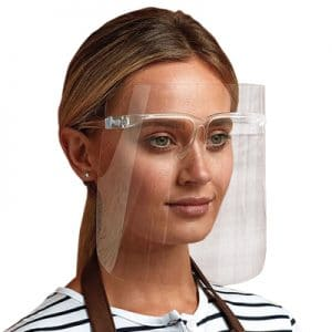Easy Fit Face Shield