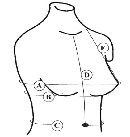 Body Armour Fitting And Measuring