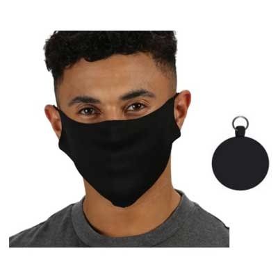 Face Cover Keyring
