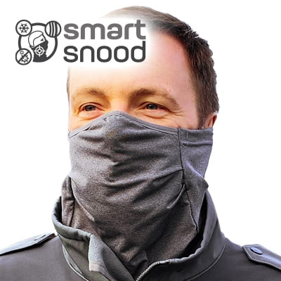 3 layer anti viral / anti bacterial snood